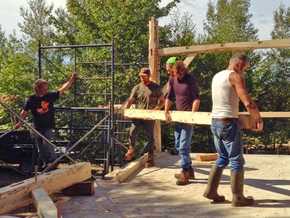 Moving Timbers